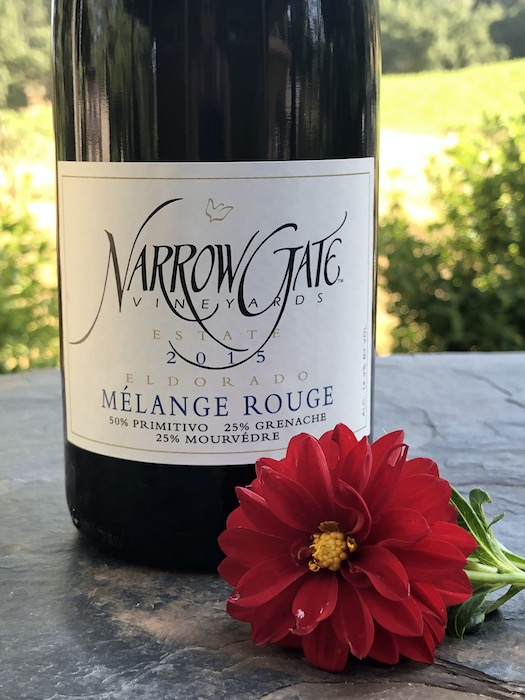 Product Image for 2015 Melange Rouge, Estate